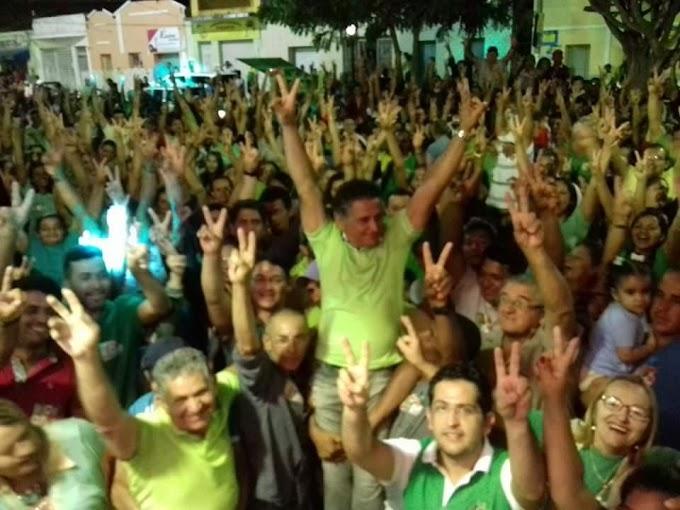 No dia do aniversário: Prefeito de Assunção diz que vai lutar pela democracia e pela existência da sua cidade
