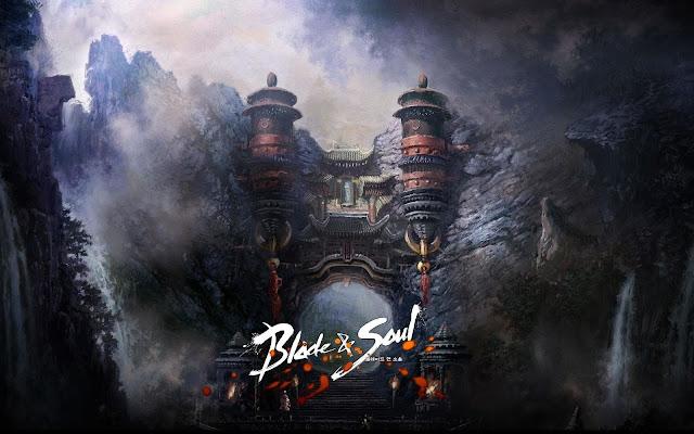 Hình Nền Blade & Soul Tuyệt Đẹp (p2)