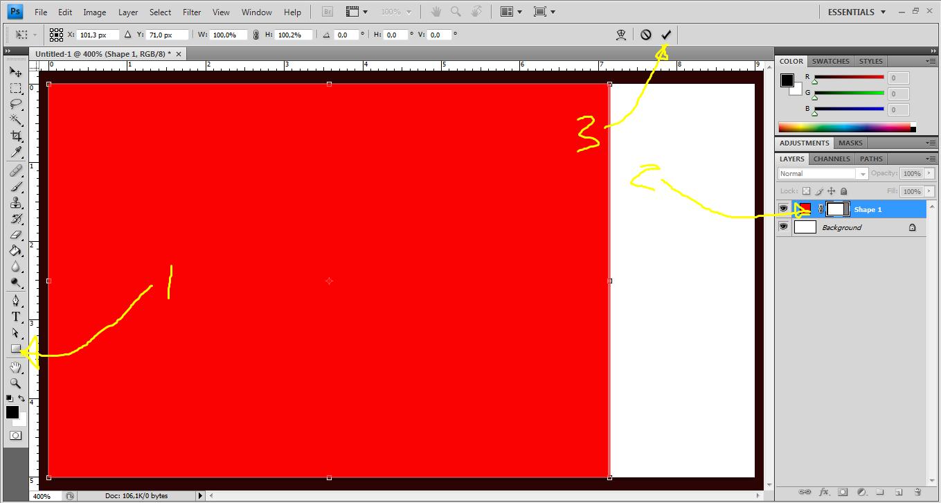 Tutorial photoshop cara membuat dan contoh desain kartu