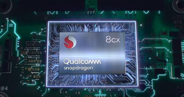 كوالكوم تعلن عن معالج Snapdragon 8cx 5G لأجهزة الكمبيوتر