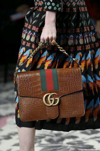 Another object of desire in my wishlist right now is this wonderful Gucci  GG structured Marmont leather bag seen in the latest Gucci Spring Summer  2016 ... 775f63a72ed