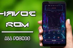 Review + Tutorial Pasang Custom ROM HavocOS [8.1][20180812][Treble] Redmi Note 4 [MIDO]