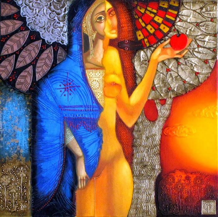 Обнаженная женская фигура. Stefan Georgiev