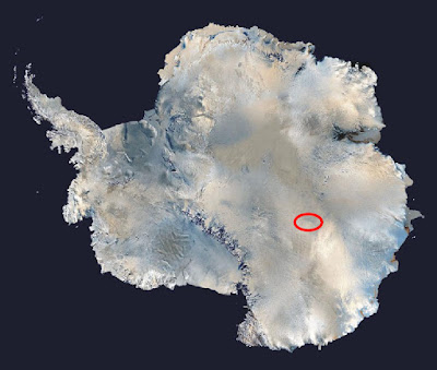L'últim gran misteri del planeta es troba sota l'Antàrtida