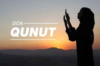 Doa qunut lengkap dengan bahasa arab