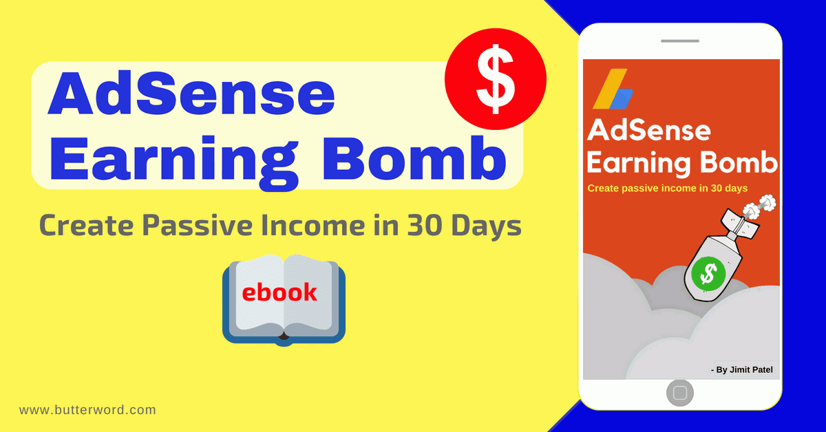 AdSense Earning Bomb - Ebook - Digital Marketing
