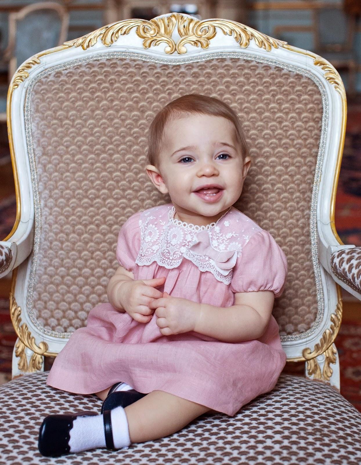fyller 1 år Kungligheter: Prinsessan Leonore fyller 1 år idag fyller 1 år