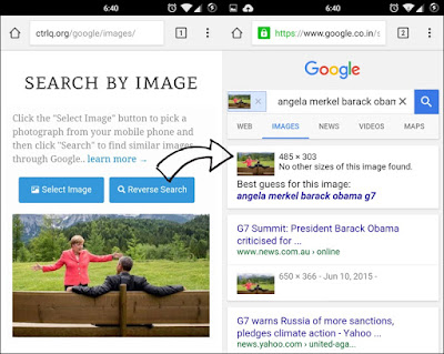 How to do Reverse Image Search on your Phone or Tablet