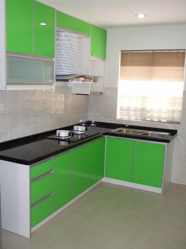 Desain Dapur Rumah 2 Desain Dapur Minimalis  Modern