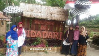 Coban Bidadari, Gubugklakah, Pocokusumo, Malang