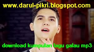 download kumpulan lagu galau mp3