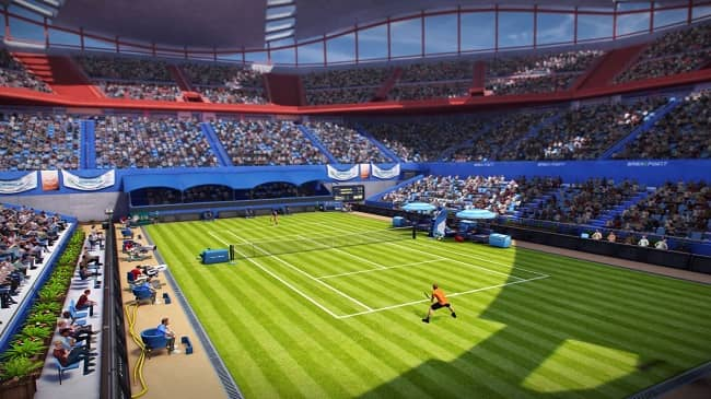 Free Download Tennis World Tour SKIDROW Repack FitGirl