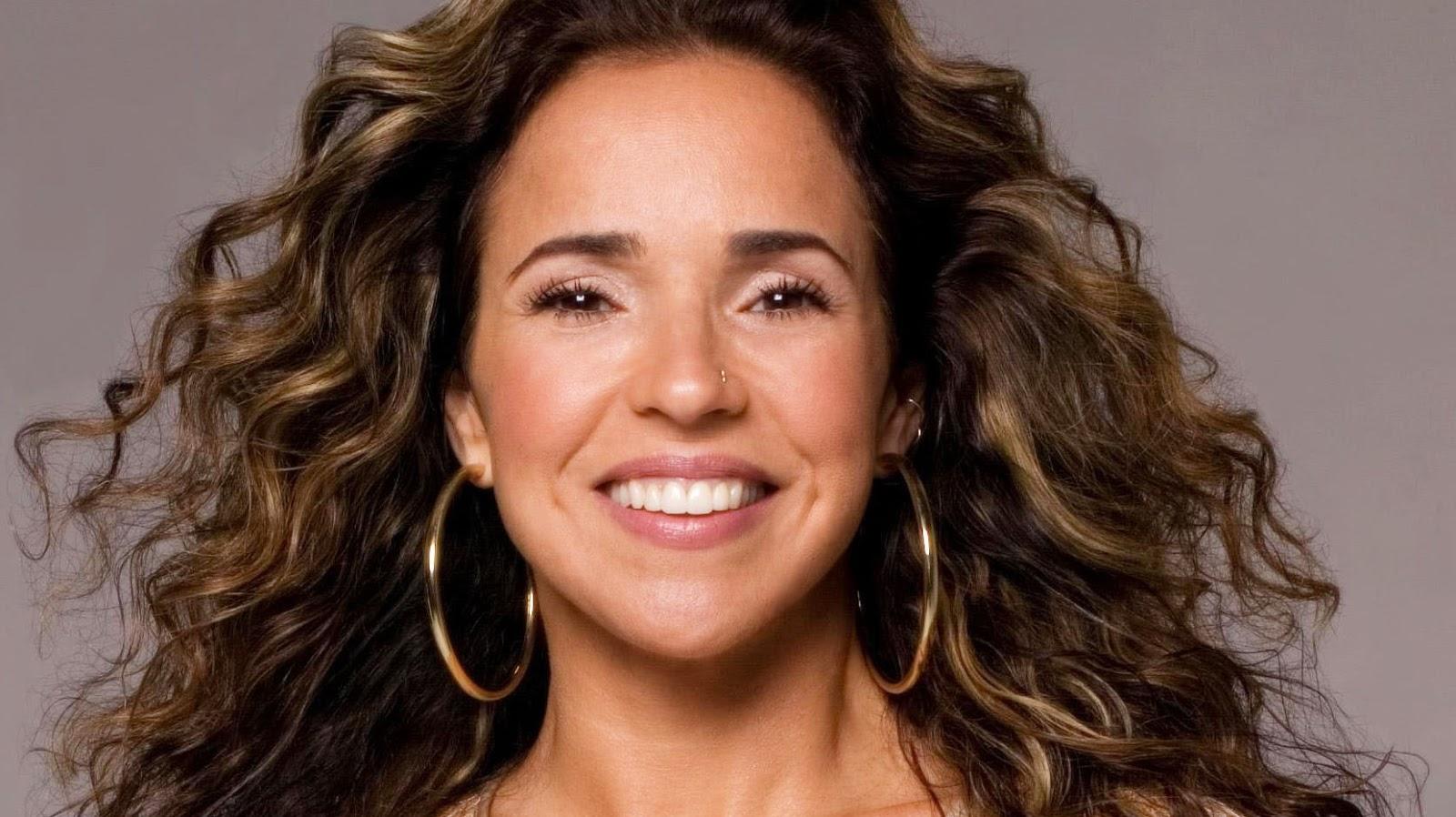 'Meu carnaval será de empoderamento feminino, negro e gay', diz Daniela Mercury