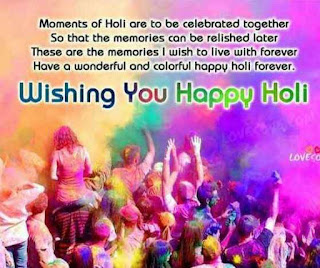 best holi Wishes in english