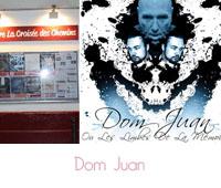 Dom Juan ou les limbes de la mémoire