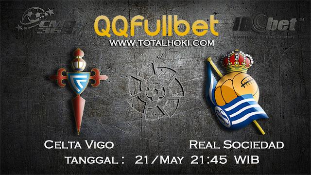 PREDIKSIBOLA - PREDIKSI TARUHAN CELTA VIGO VS REAL SOCIEDAD 21 MAY 2017 (LA LIGA SPANYOL)