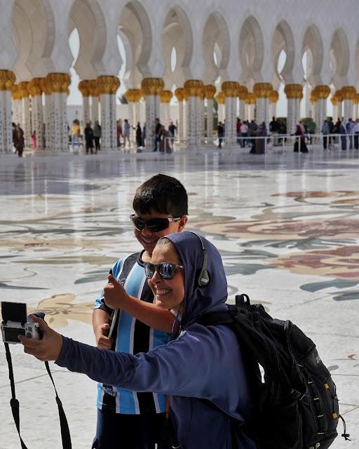 Grande Mesquita de Abu Dhabi