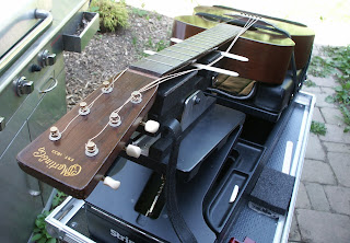 Portable Guitar Workstation