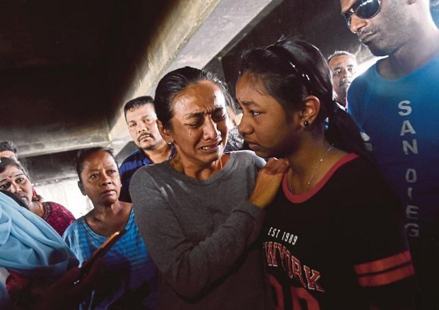 Luahan Sayu Isteri Kepada Tahanan Yang Mati Dipukul Dalam Lokap