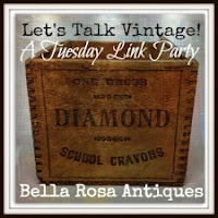Let's Talk Vintage Link Party