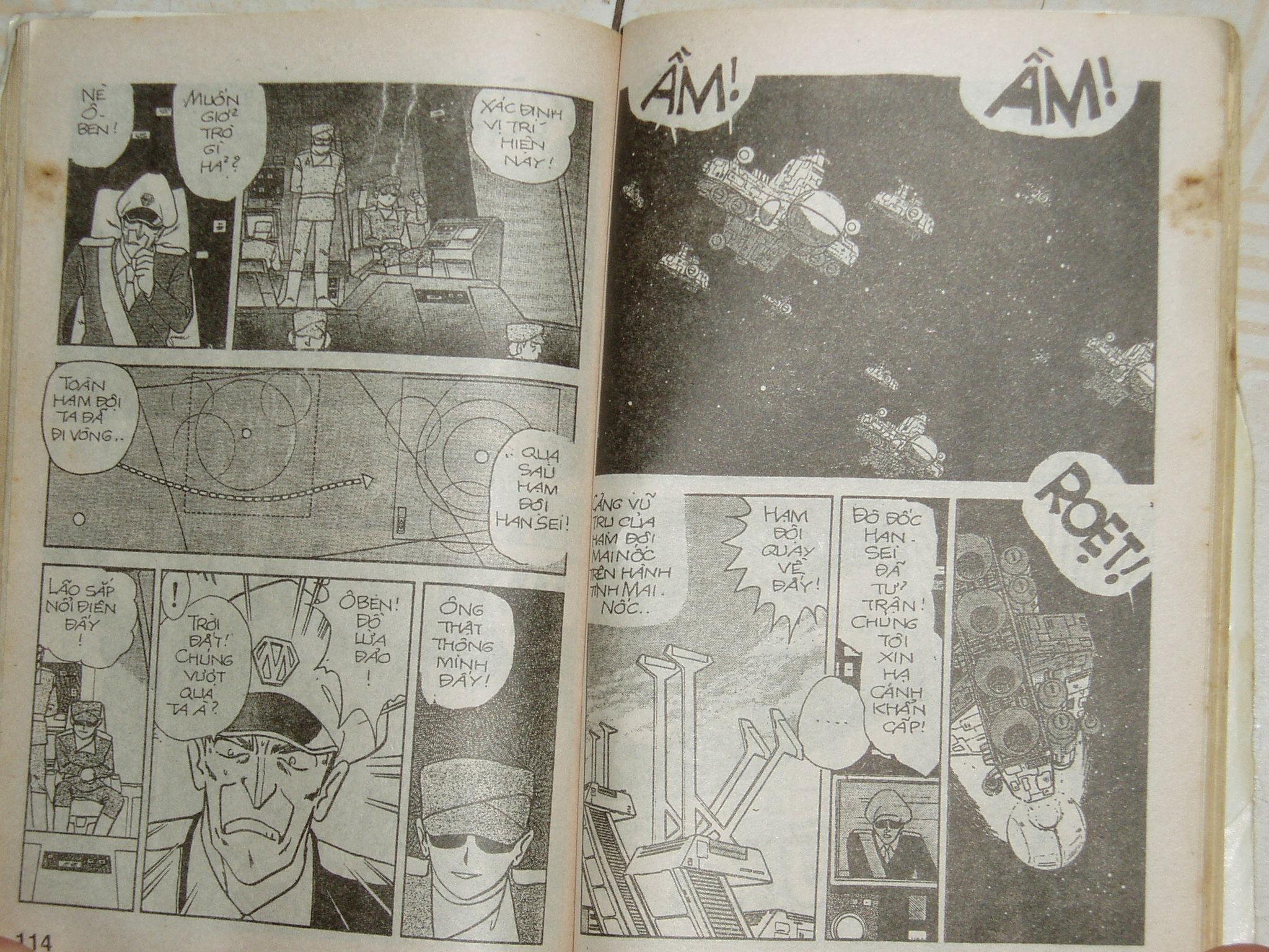 Siêu nhân Locke vol 13 trang 54