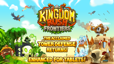 Kingdom Rush Frontiers 1.4.2 Mod Apk-screenshot-1