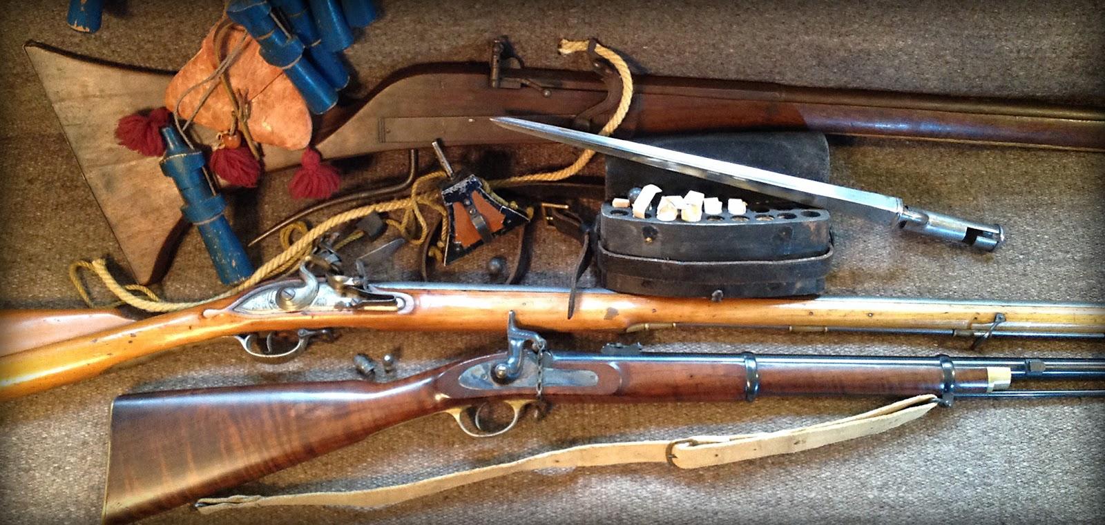 Gordonu0027s Gun Closet #5: The Musket
