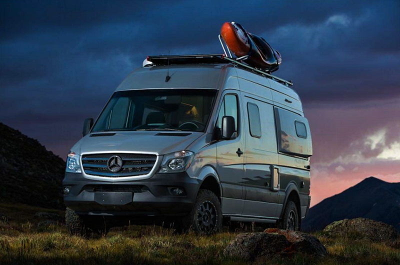 2018 Mercedes Winnebago 4X4 Revel RV Price and Review