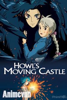 Lâu Đài Di Động Của Howl - Howl's Moving Castle 2013 Poster