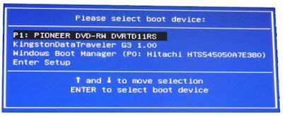 Boot CD USB