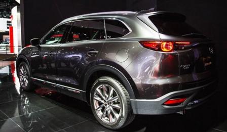 2017 Mazda CX-9 Release Date, Price, Specs