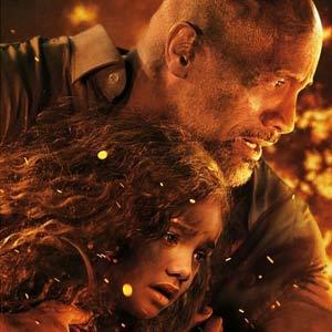 Poster do Filme Arranha-Céu: Coragem Sem Limite