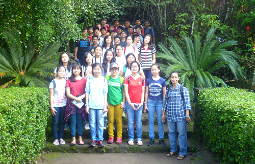 Education Tourism - Ullen Sentalu Museum