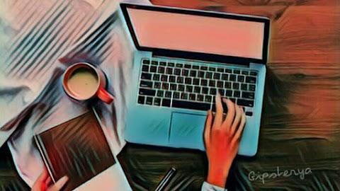 Kenapa dan Bagaimana Saya Menulis