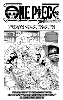 Cover One Piece 791