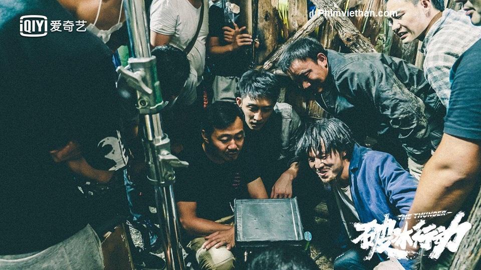 Phim hành động phá băng Hong Kong 2019