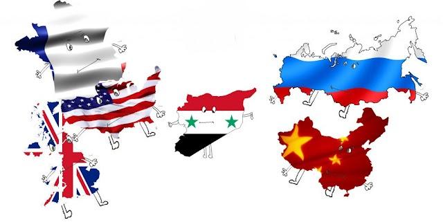 Elijah Magnier - How Syria Challenges The Unipolar Order