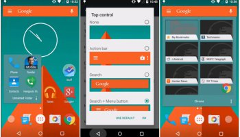 Download Action Launcher 3 V3.11.1 Final APK Free