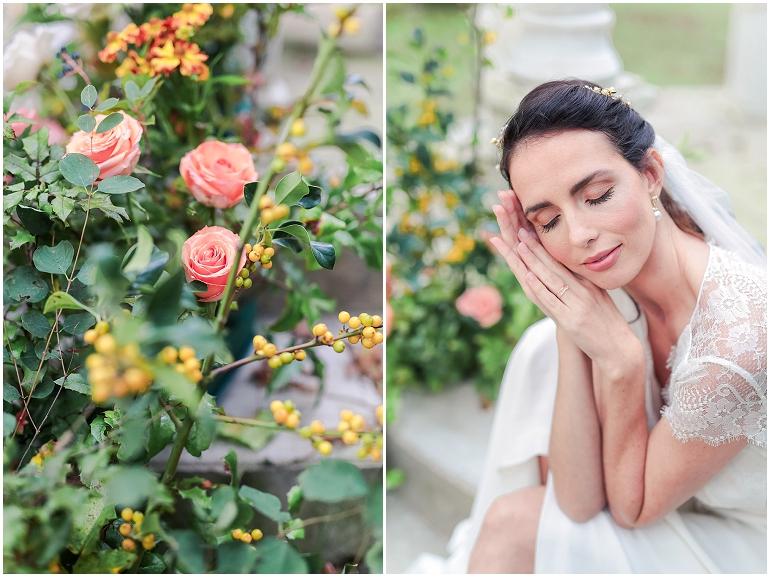 wedding photographer french paris luxe chic fine art