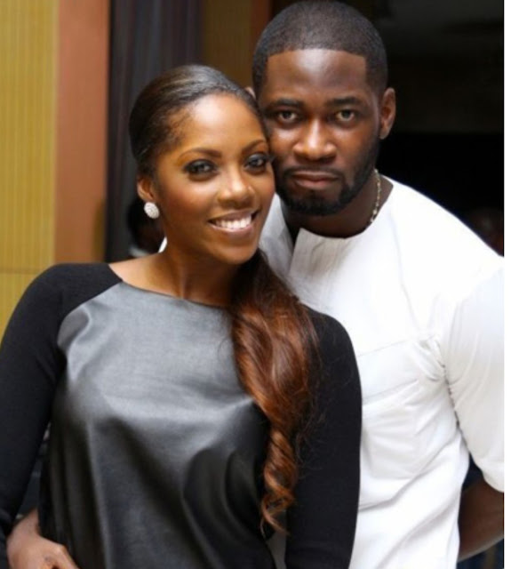 Singer Tiwa Savage files for divorce from hubby