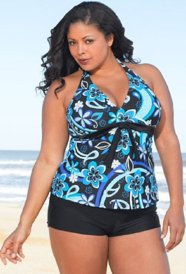 Danilalas World: Cute Swimsuits for Plus Size Women