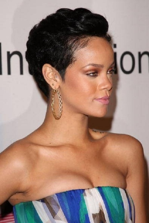 Groovy Very Short Hairstyles For African American Women New Hairstyles Hairstyles For Women Draintrainus