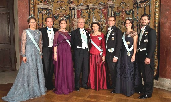 Swedish royal finances and taxes revealed