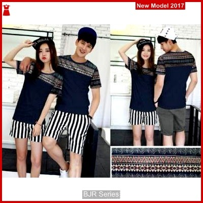BJR107 E Baju Couple Setelan Murah Grosir BMG