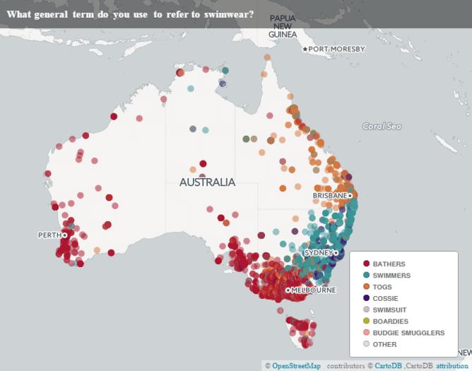 Personal Reflections That Australian Life Regional Variations In Australian English