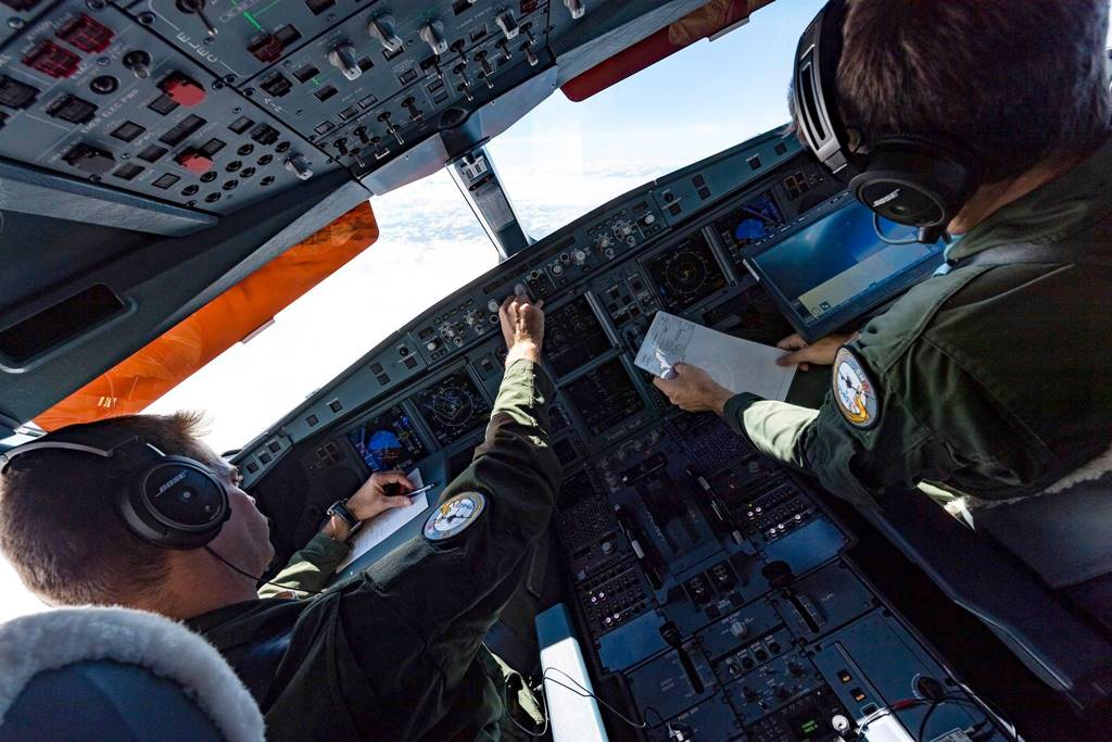 FRENCH AIR FORCE WELCOMES FIRST A330 PHENIX Blog Before