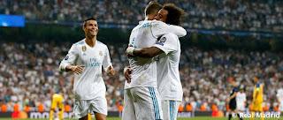 Cinco Madridistas han marcado en las semis de Champions