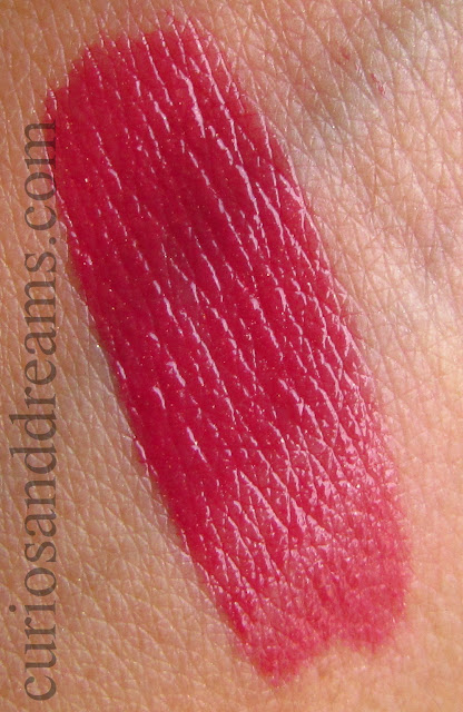 MUA Power Pout Crazy in Love review, MUA Power Pout review