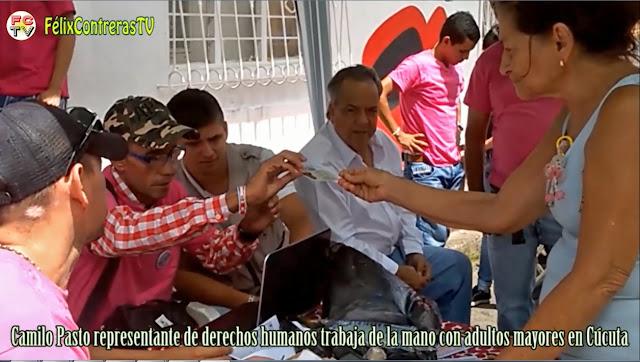 Adultos mayores realizan actividades estratégicas en Cuberos Niño Comuna 10 Cúcuta « FélixContrerasTV ☼ CúcutaNOTICIAS