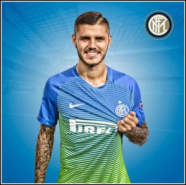 Inter Milan 2016-17 Nike Third Kit